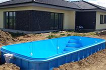 Plastové Bazény Do Země Levně Akce Na Nejlevnější Venkovní